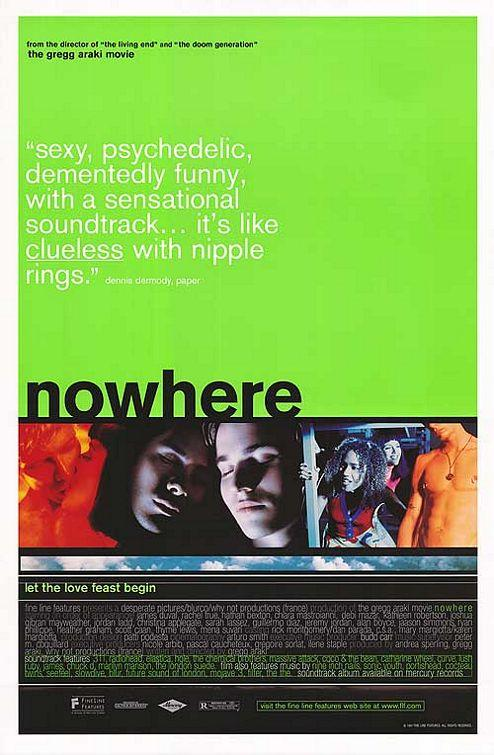 nowhere pelicula
